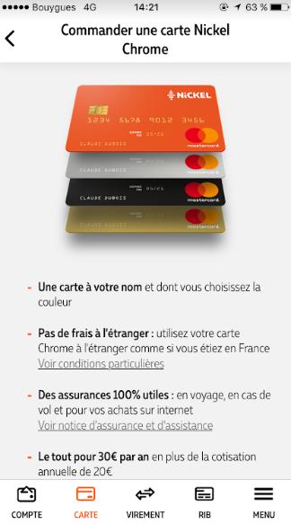 comment activer sa nouvelle carte bancaire Commander et activer ma carte Nickel Chrome – Centre d'aide | Nickel