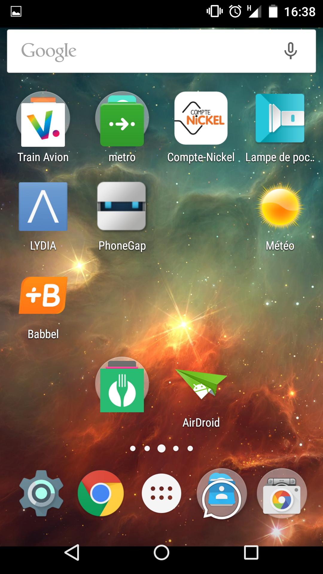 pantalla principal mi cuenta-nickel Android